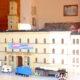 Lego-Rathaus im Schlafzimmer von Herbert Meier.
