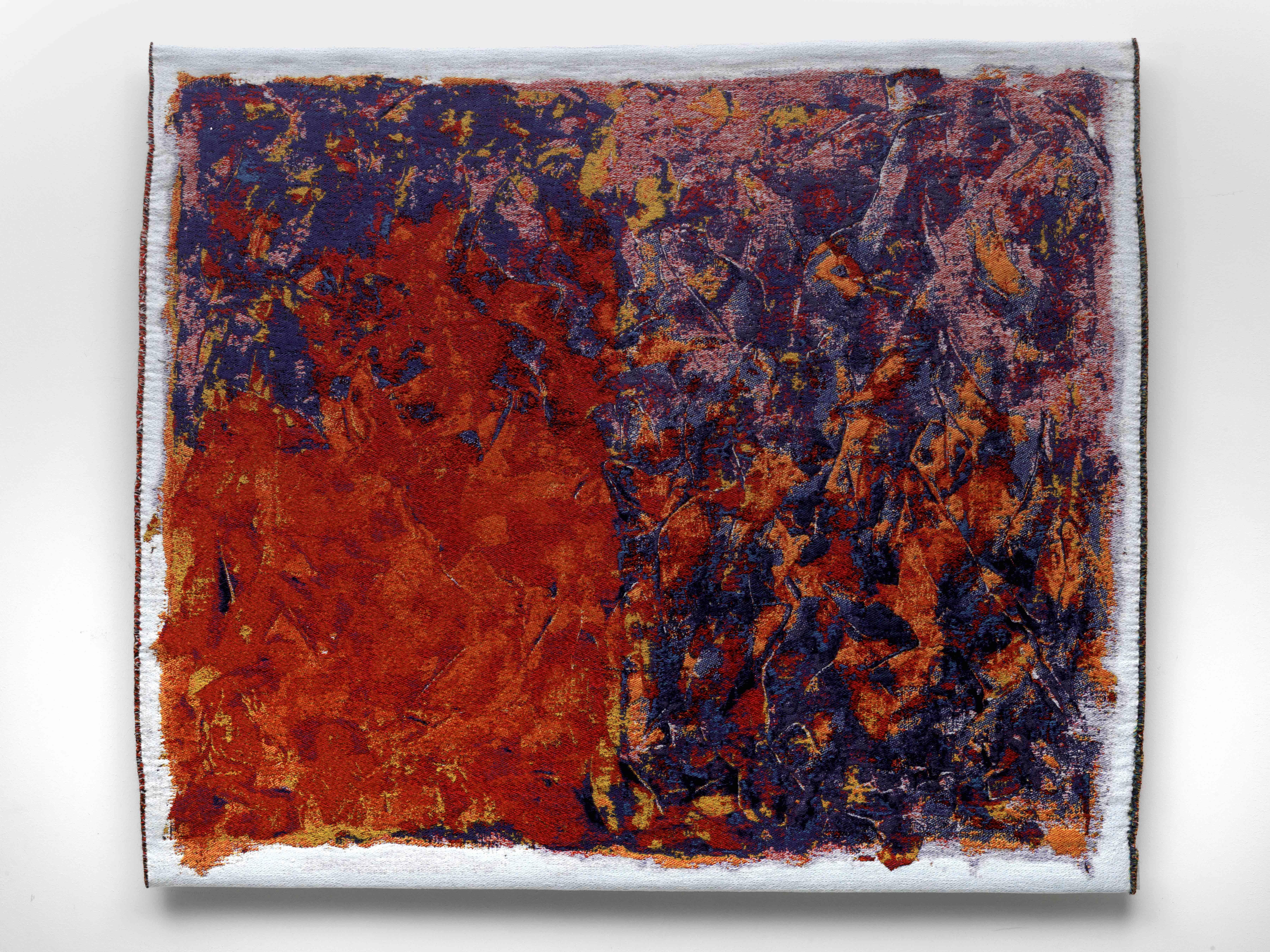 Ein Werk von Babette Treumann, das im Jüdischen Museum Franken in Fürth zu sehen ist.
