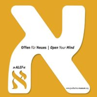 Alef Symbol der Fundraising Kamnpagne