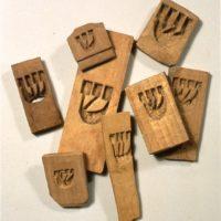 Hebräische Buchmodeln