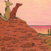Kinderbuch Hundesommer