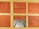 Decke der Schwabacher Laubhütte