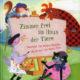 """Cover des Kinderbuches """"Zimmer frei im Haus der Tiere"""", das im Lesecafé am 1.8.2019 im JMF Fürth gelesen wird."""