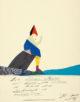 Postkarte John Elsas: Bild