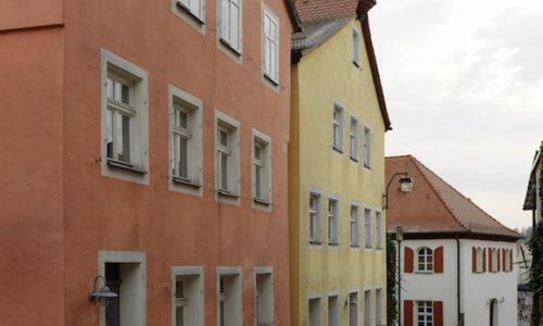Synagogengasse in Schwabach