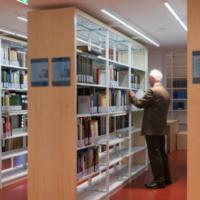 Für die Studienbibliothek im Jüdischen Museum Franken in Fürth kann eine Raumaptenschaft übernommen werden.
