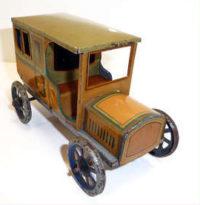 Reise Limousine von den Bing Werken