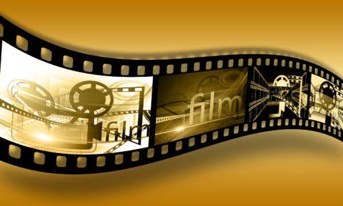 Kino Film Projektor