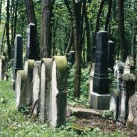 Führung auf dem Alten Jüdischen Friedhof in Fürth.