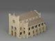 Die ehemalige Synagoge des Fürhter Schulhofs ist teil des neuen 3D-Modells in der Ausstellung des JMF Fürth.