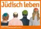 """Plakatmotiv der Dauerausstellung """"Jüdische leben"""", Jüdisches Museumm Franken in Fürth."""