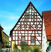 Außenansicht, Jüdisches Museum Franken in Schnaittach